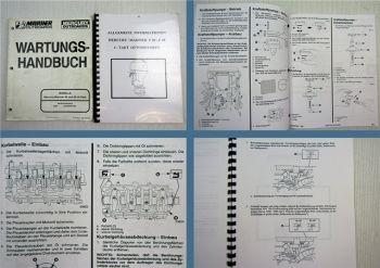Mariner Mercury 45 50 4-Takt F45 F50 Motor Wartungshandbuch + Informationen