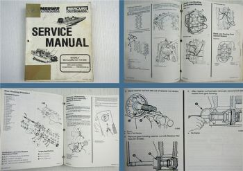 Mariner Mercury 135 150 175 200 EFI Electronic Fuel Injection Service Manual