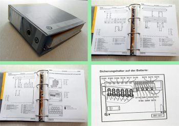 Reparaturanleitung Skoda Fabia I Schaltplan Elektrik ab 08/ 2002 2003 2004