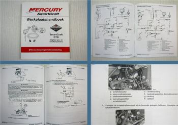 Mercury SmartCraft DTS Werkplaatshandboek veertienpolige motoraansluiting
