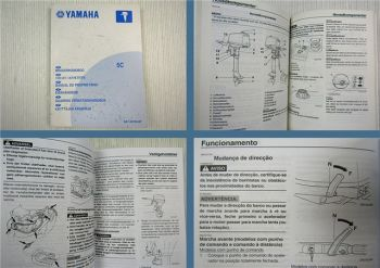 Yamaha 5C Manual do Proprietario 2004
