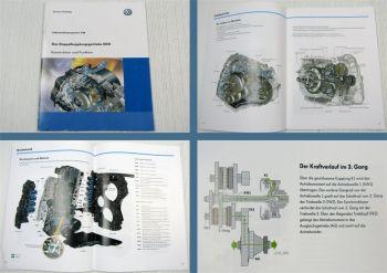 SSP 538 VW Golf 7 GTE Hybrid Doppelkupplungsgetriebe 0DD Selbststudienprogramm