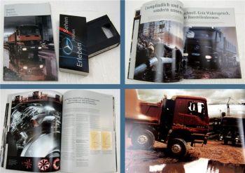 Mercedes Benz Actros on Tour Service Training Schulung Video + Prospekt 1998