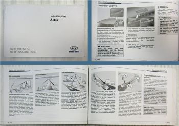 Hyundai i30 Instruktionsbog Brugsanvisning Selvhjælp og vedligeholdelse 2012