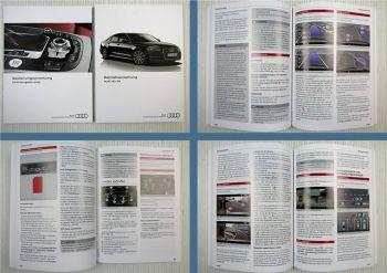 Audi A6 S6 Betriebsanleitung 05/2015 + MMI Navigation plus 11/2015