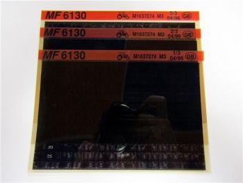 Massey Ferguson MF 6130 Schlepper Ersatzteilliste Microfich 04/1996