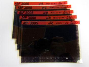 Massey Ferguson MF 3095 Schlepper Ersatzteillisten Parts List Microfiche 12/1996