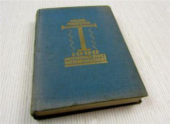 T1000 Roman eines Riesenflugzeuges  1927 von Hans Richter