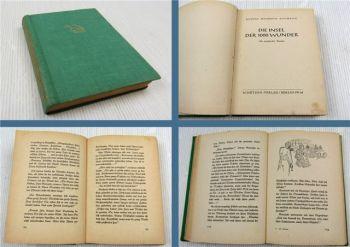 Die Insel der 1000 Wunder von Rudolf Heinrich Daumann Erstausgabe 1940