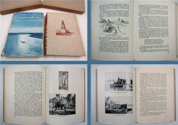 Sven Hedin Die Flucht des großen Pferdes 1935, Der wandernde See 1938