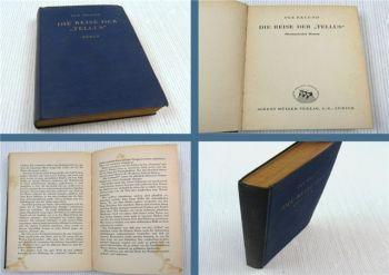 Die Reise der Tellus - Phantastischer Roman von Ole Eklund A. Müller Verlag