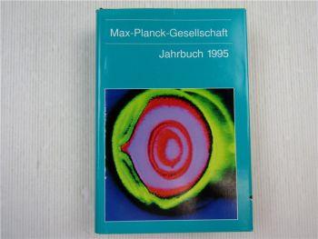 Max-Planck-Gesellschaft Jahrbuch 1995 Forschungspolitik Forschungsplanung