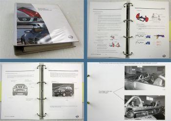Nissan Murano Pathfinder 350Z Roadster Produktfortbildung Modellvorstellung