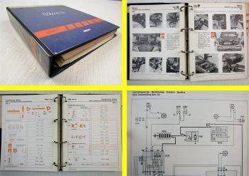 Fiat Uno Turbo Diesel 70 PS / Fiat Uno Diesel 45 PS 1.3 Werkstatthandbuch 1986