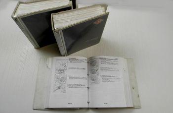 Wartungsanleitung Nissan Primera P11 von 1996 / 1998 Reparaturanleitung 3 Bände