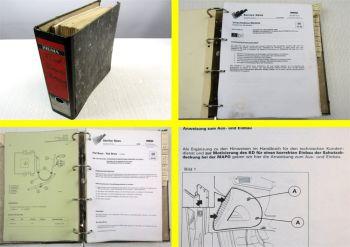 Fiat Brava Bravo Kundendienstmitteilungen Werkstatthandbuch Reparatur 1995-2003