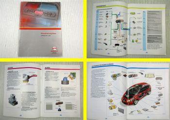 Lehrheft Nr. 100 Seat Altea Klimatisierung Lüftung Heizung 2C Climatronic 2004