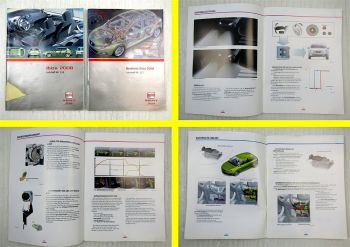 Lehrheft 120 + 121 Seat Ibiza 2008 Fahrzeugtechnik & Bordnetz Steuergerät