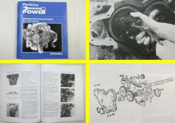 Reparaturhandbuch Perkins G4.236 Motor Werkstatthandbuch