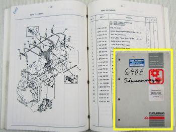 Furukawa Engine F659T/TA for 635E - W635E 640E Excavators + 335 Wheel Loaders