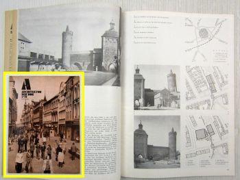 Architektur der DDR Schwerin Delitzsch Rostock Bernau Neubrandenburg Suhl 1979