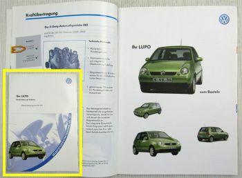 SSP 201 VW Lupo Konstruktion + Funktion 1998