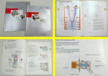 Audi A8 3,3 TDI V8 AKF 224 PS  D2 4D Selbststudienprogramm SSP 226 + SSP 227