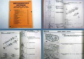 Werkstatthandbuch Mitsubishi Getriebe Colt II III Galant III Space Wagon Lancer