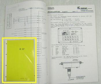 Kalmar EFQ EFY 30E Stapler Technisches Handbuch Werkstatthandbuch Lenkung
