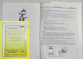 Irion Hinweise Wartung Betrieb Gleichstrommotoren Elektromotoren Service Anleitu