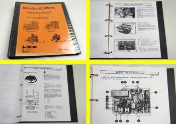 Bosch K/S Impulssteuerung im EFY 30 u 50 Service Anleitung Werkstatthandbuch 84