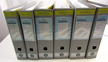 Skoda Roomster ab 2006 Werkstatthandbuch Reparaturleitfaden Reparaturanleitungen