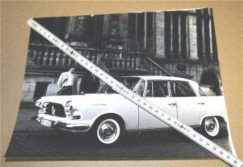 Original Borgward P100 Großer Borgward 2,3l Limousine 1959 Foto Nr.4/201