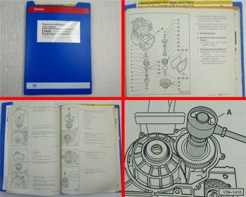 Reparaturleitfaden VW Golf 4 Bora ab 1998 Automatisches Getriebe 01M