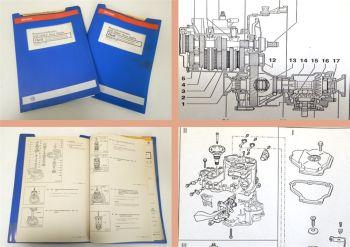 VW Golf 4 IV Bora 5 Gang Schaltgetriebe 02C Allradantrieb Werkstatthandbuch