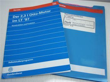 VW LT ab 1997 2,3 l Motronic AGL Reparaturanleitung Selbststudienprogramm 189