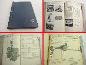 Reparaturleitfaden VW Passat B1 Typ 32 33 Werkstatthandbuch 1973 - 1979 Band 1