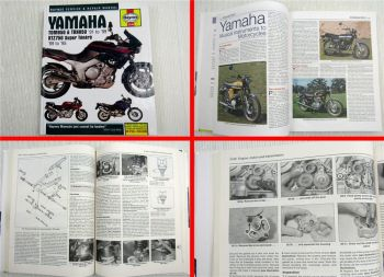 Yamaha TDM850 TRX850 XTZ750 Super Tenere 89 to 95 Service and Repair Manual