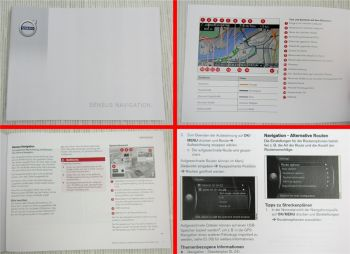 Volvo Sensus Navigation Bedienungsanleitung Betriebsanleitung 2017 XC Modelle