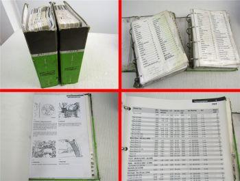 Schwacke Liste AU Daten Einstellwerte Sollwerte PKW mit KAT und Diesel 2001