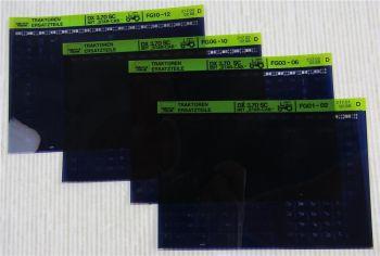 Deutz DX 3.70 SC Star Cab Ersatzteilliste Microfich 1988 Teilekatalog