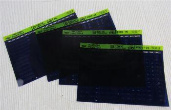 Deutz DX 3.30 VC  mit Vario Cab Teilekatalog Ersatzteilliste 02/1988 Microfich