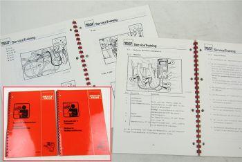 Werkstatthandbuch Deutz Mähdrescher DX6 Traktoren Hydraulik Diagnosehandbuch