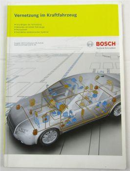 Bosch Vernetzung im Kraftfahrzeug Schulungshandbuch 2007 Werkstatthandbuch
