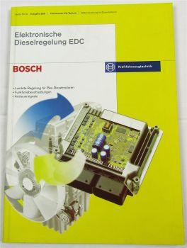 Bosch Elektronische Dieselregelung EDC Schulungshandbuch Werkstatthandbuch 2001
