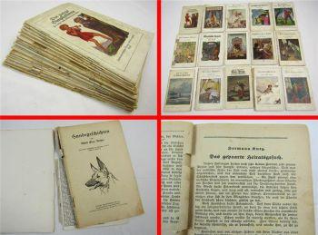 15x Deutsche Jugendbücherei Geschichten Klassenlektüren Hillger Verlag