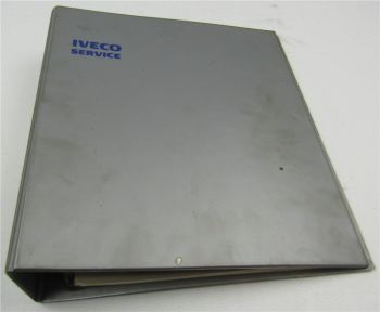 Iveco 912801515 - 9128042 Getriebe Werkstatthandbuch Reparaturanleitung Manual
