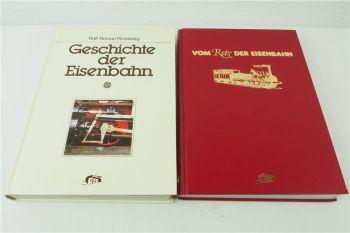 Die Geschichte der Eisenbahn / Vom Reiz der Eisenbahn GED Rossberg