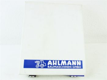 26 Prospekte Ahlmann Mecalac Baumaschinen Radlader Bagger 2003 - 2007