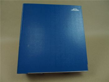 Linde L10 12 14 16 i AP APi T30R N20V Vi Produktneuheiten 2001 Prospekte